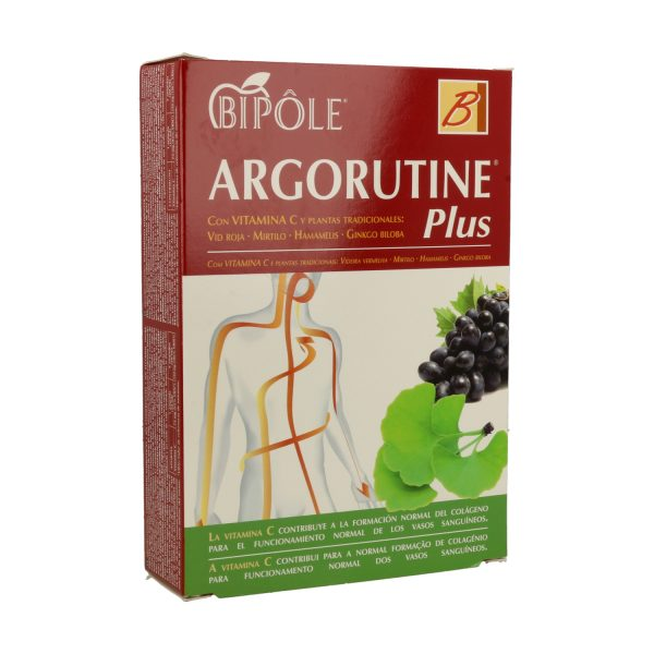 Argorutine plus 20 ampollas