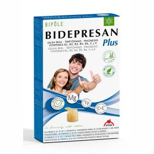 Bidepresan Plus 20 ampollas
