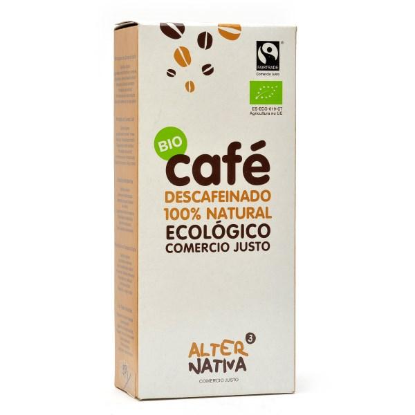 Café descafeinado Alter Nativa