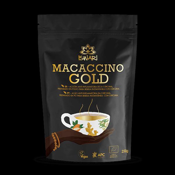 Macaccino Gold Iswari