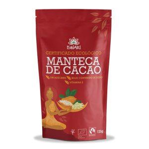 Manteca de cacao Iswari