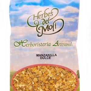 Manzanilla dulce ecológica