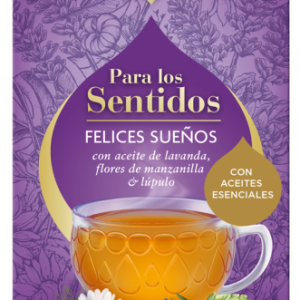 YOGI TEA Para los sentidos.Felices sueños