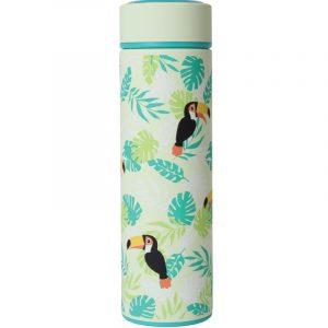 Termo infusionador Bbo Irisana. 500 ml. Tucanes