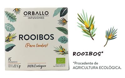 """ORBALLO """"Rooibos para todos"""""""