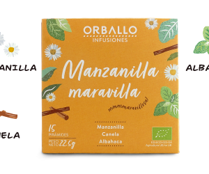 "ORBALLO ""Manzanilla maravilla"""