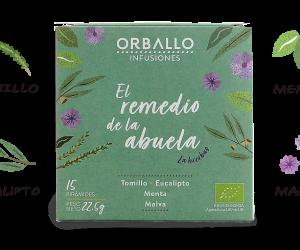 """ORBALLO """"El remedio de la abuela"""""""
