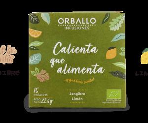 """ORBALLO """"Calienta que alimenta"""""""