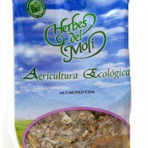 Alcachofera ecológica